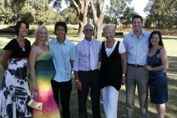 Gary Bick Family
