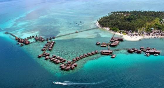 Sipadan Island (西巴丹岛)