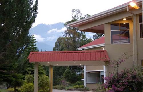 Aristo Resort Kundasang Ranau
