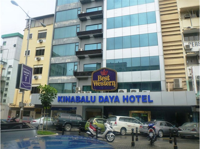 Best Western Kinabalu Daya Hotel