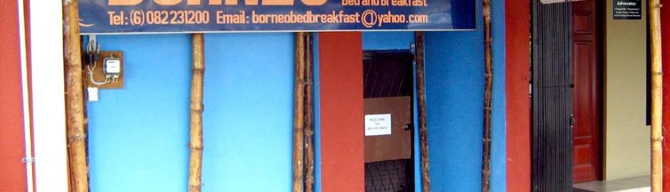 Borneo Bed Breakfast