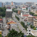 Kota Kinabalu City View