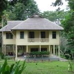 Newlands - the home of Agnes Keith