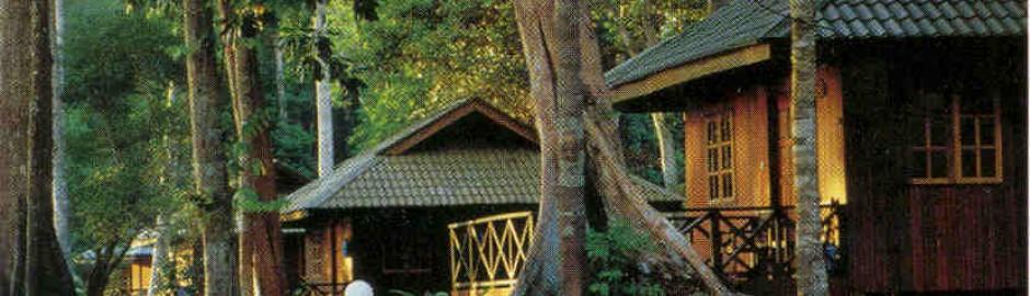 Pulau Tiga Resort Kuala Penyu