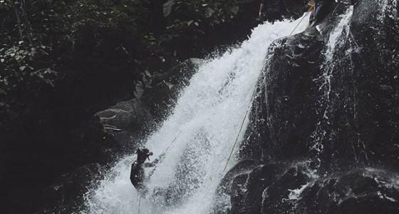 Kionsom Waterfall trekking day trip